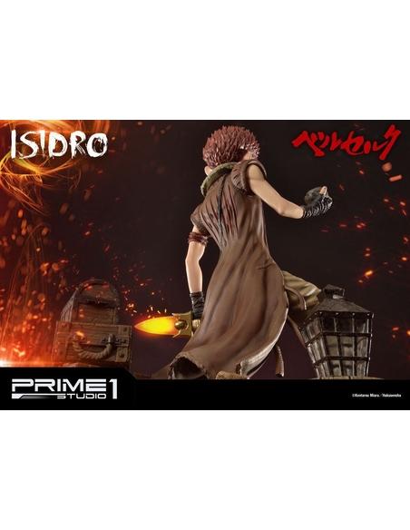 Berserk Statue 1/4 Isidro 51 cm