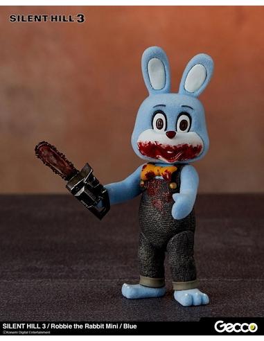 Silent Hill 3 Mini Action Figure Robbie the Rabbit Blue Version 10 cm