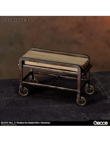 Silent Hill 3 Stretcher for Robbie the Rabbit Mini 9 cm