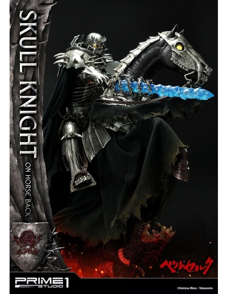 Berserk Statue 1/4 Skull Knight on Horseback 98 cm