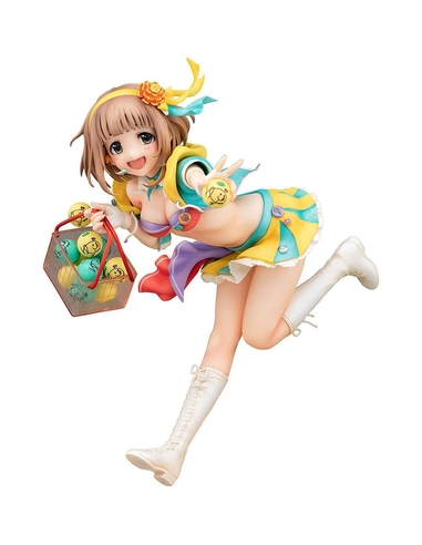The Idolmaster Cinderella Girls PVC Statue 1/8 Yuzu Kitami - Citron Days 17 cm