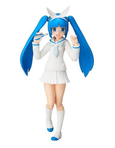 Ultimate! Nipako-chan figma Action Figure Nipako 13 cm