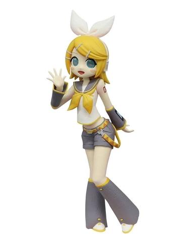 Vocaloid PVC Statue Hatsune Miku Kagamine Rin CartoonY 16 cm