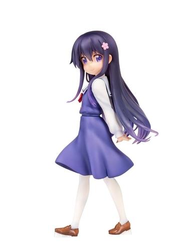 Watashi ni Tenshi ga Maiorita Statue 1/7 Hana Shirosaki Uniform Ver. 19 cm