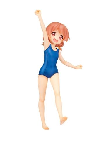 Watashi ni Tenshi ga Maiorita Statue 1/7 Hinata Hoshino School Swimsuit Ver. 19 cm