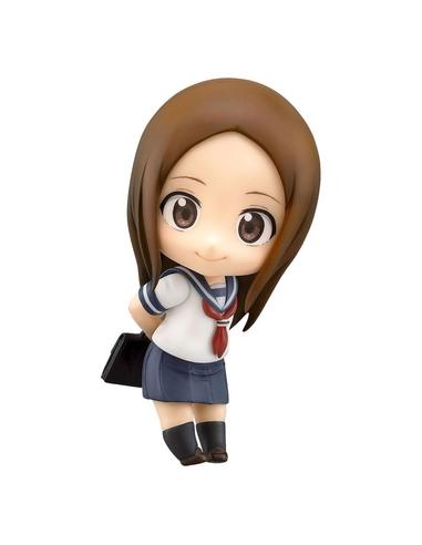Karakai Jozu No Takagi-san 2 Nendoroid PVC Action Figure Takagi-san 10 cm