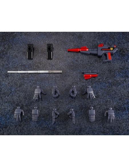 Brave Police J-Decker Plastic Model Kit J-Decker 16 cm