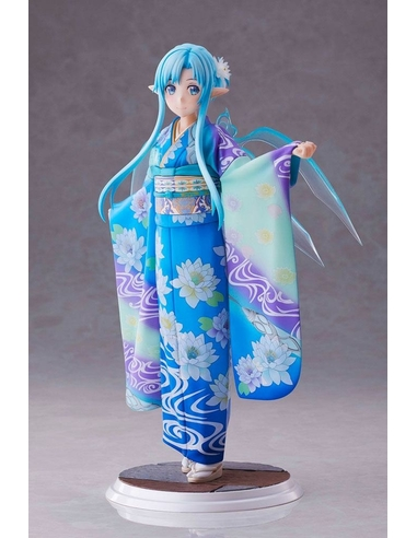 Sword Art Online - Alicization - War of Underworld PVC Statue 1/7 WAHOO! Asuna Undine Kyoyuzen Ver.
