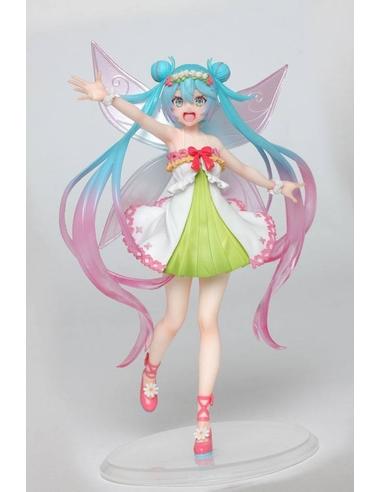Vocaloid PVC Statue Hatsune Miku 3rd Season Spring Ver. 18 cm