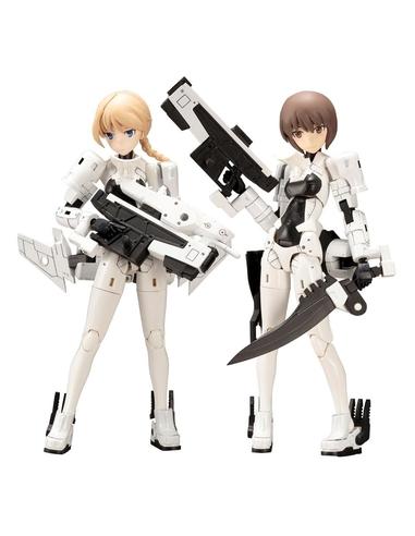 Megami Device Plastic Model Kit 1/1 Wism Soldier Assault Scout 14 cm