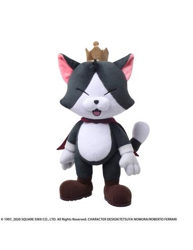 Final Fantasy VII Plush Action Doll Cait Sith 29 cm