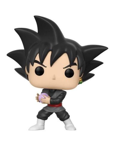 Dragon Ball Super POP! Animation Vinyl Figure Goku Black 9 cm