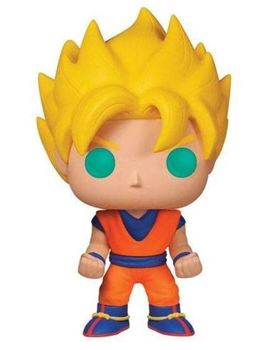 Dragon Ball Z POP! Vinyl Figure Super Saiyan Goku 10 cm