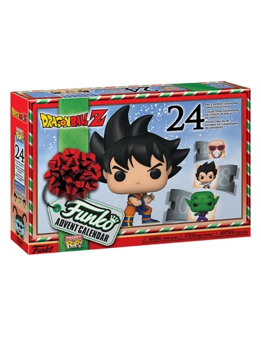 Dragon Ball Z Pocket POP! Advent Calendar