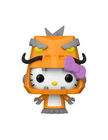 Hello Kitty Kaiju POP! Sanrio Vinyl Figure Hello Kitty Mecha Kaiju 9 cm
