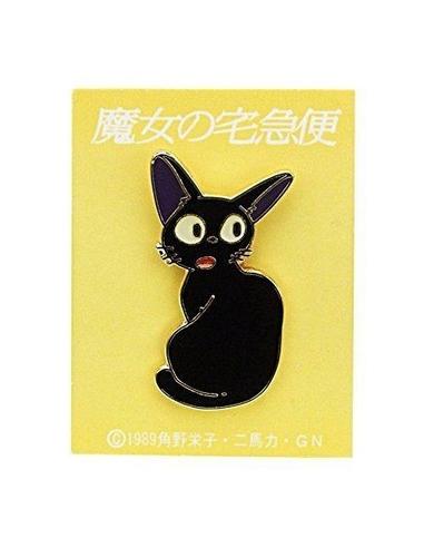 Kiki's Delivery Service Pin Badge Jiji Turn Around