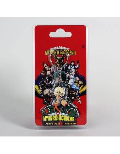 My Hero Academia PVC Keychain Katsuki Bakugo