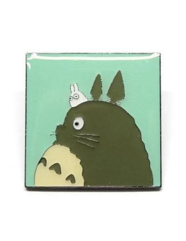 My Neighbor Totoro Pin Badge Big & Small Totoro
