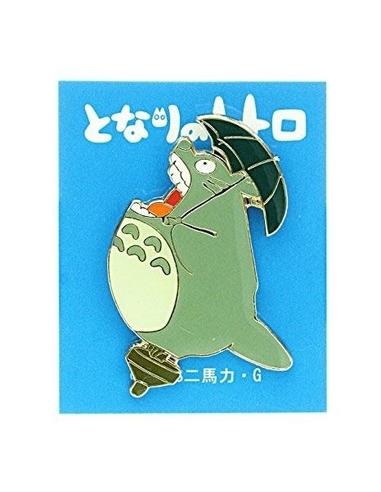 My Neighbor Totoro Pin Badge Big Totoro Roar
