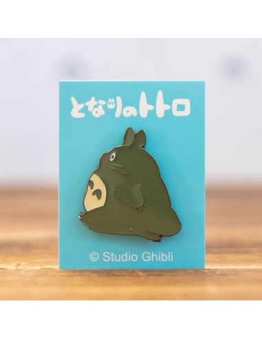 My Neighbor Totoro Pin Badge Big Totoro Walking