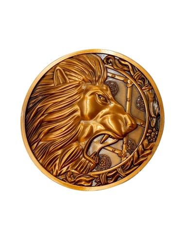 Resident Evil 2 Replica 1/1 Lion Medallion