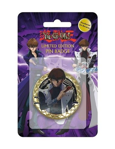 Yu-Gi-Oh! Pin Badge Seto Kaiba