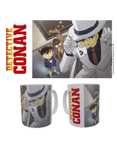 Detective Conan Ceramic Mug Conan & Kaito Kid