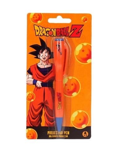 Dragon Ball Pen with Light Projector Goku