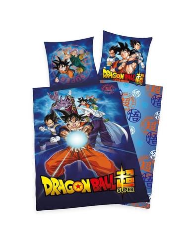 Dragon Ball Super Duvet Set Characters 135 x 200 cm / 80 x 80 cm