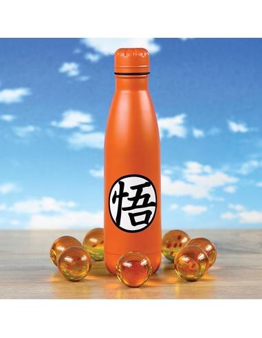 Dragon Ball Z Drink Bottle Goku Kanji