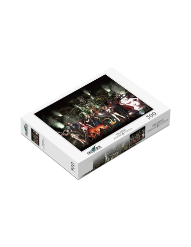 Final Fantasy VII Remake Jigsaw Puzzle Characters (500 pieces)
