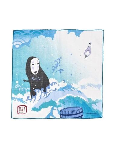 Spirited Away Mini Towel Unabara 29 x 29 cm