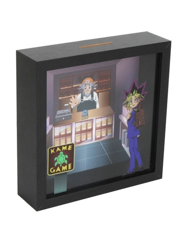 Yu-Gi-Oh! Money Bank Grandpa's Shop 20 cm