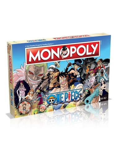 One Piece Board Game Monopoly *English Version*