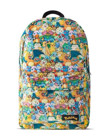Pokémon Backpack Characters