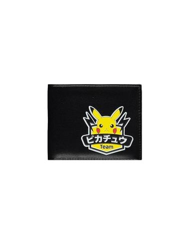 Pokémon Bifold Wallet Team Pikachu