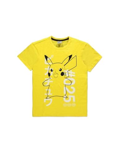 Pokémon T-Shirt Shocked Pika