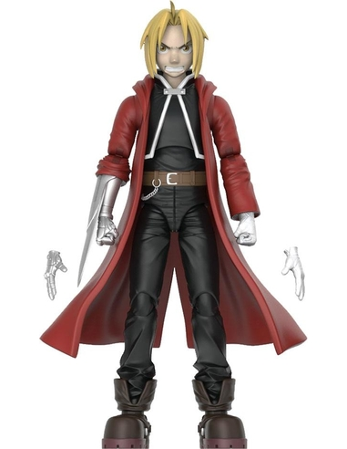Fullmetal Alchemist BST AXN Action Figure Edward Elric 13 cm