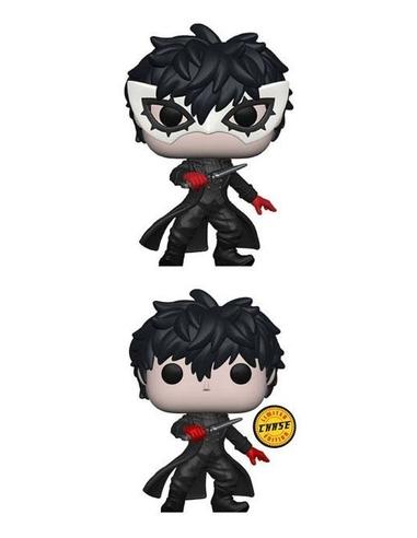 Persona 5 POP! Games Vinyl Figures The Joker 9 cm Assortment (6)
