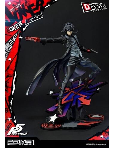 Persona 5 Statue Protagonist Joker Deluxe Version 52 cm