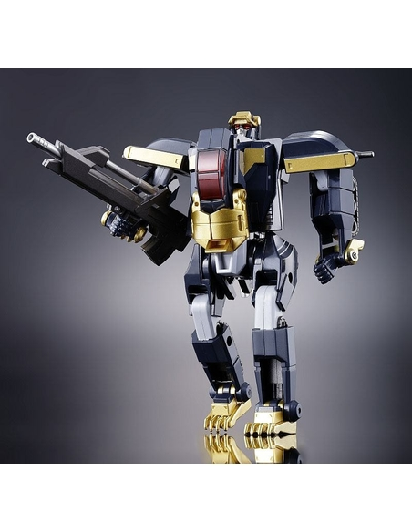 Dancouga Soul of Chogokin Diecast Action Figure GX-13R Choju Kishin Dankouga (Renewal Ver.) 25 cm