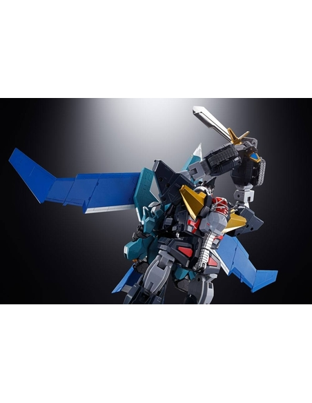 Dancouga Soul of Chogokin Diecast Action Figure GX-94 Black Wing 19 cm