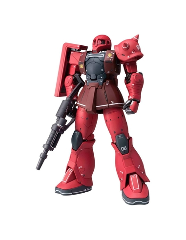 Mobile Suit Gundam - The Origin GFFMC Action Figure MS-05S Char Aznable´s Zaku I 18 cm