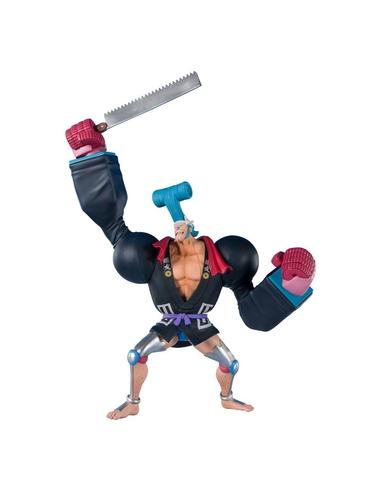 One Piece FiguartsZERO PVC Statue Franky (Franosuke) 22 cm