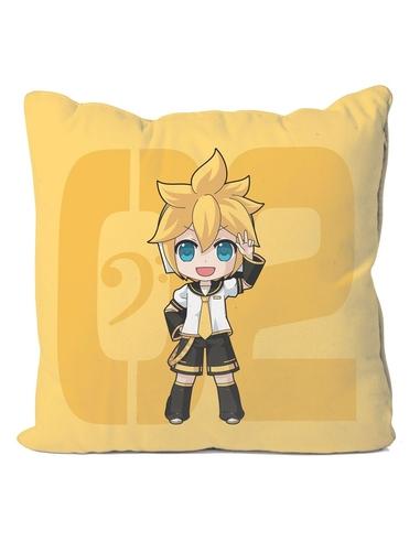 Vocaloid Pillow Case Kagamine Len 50 x 50 cm