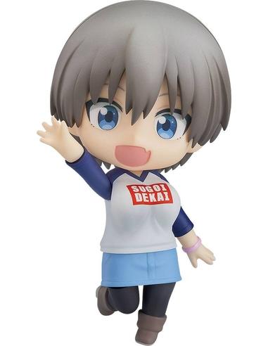 Uzaki-chan Wants to Hang Out Nendoroid Action Figure Hana Uzaki 10 cm
