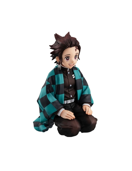 Demon Slayer Kimetsu no Yaiba G.E.M. PVC Statue Tanjiro Kamado Palm Size Edition 9 cm
