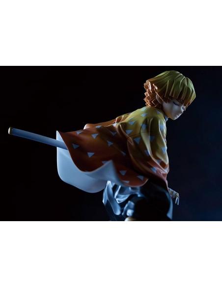 Demon Slayer: Kimetsu no Yaiba ARTFXJ Statue 1/8 Zenitsu Agatsuma 17 cm