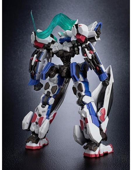 Deus Machina Demonbane Hagane Works Diecast Action Figure Demonbane 18 cm