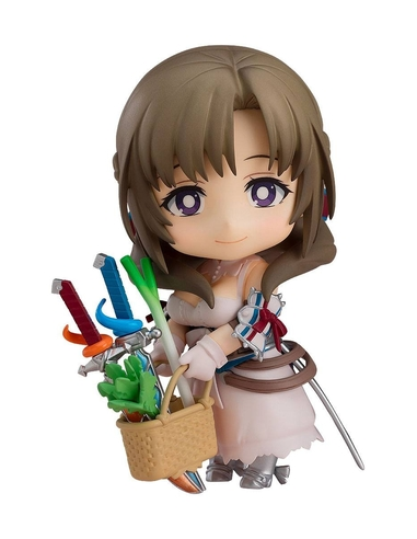 Do You Love Your Mom and Her Two-Hit Multi-Target Attacks Nendoroid Action Figure Mamako Osuki 10 cm